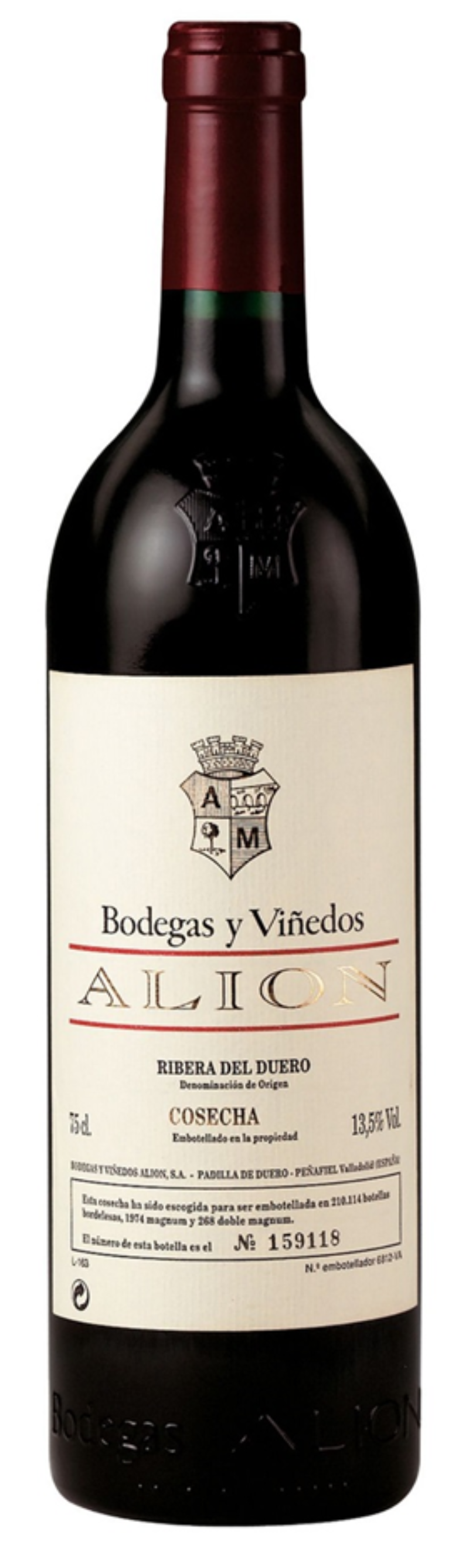 ALION-RIBERA-DEL-DUERO-DO-VEGA-SICILIA-2005
