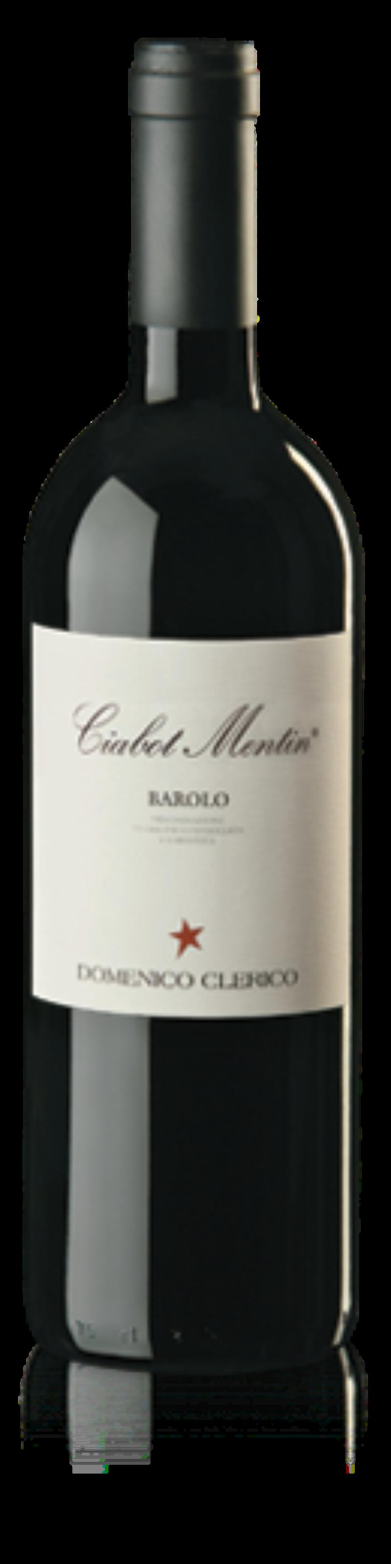 BAROLO-CIABOT-MENTIN--CLERICO-2007-