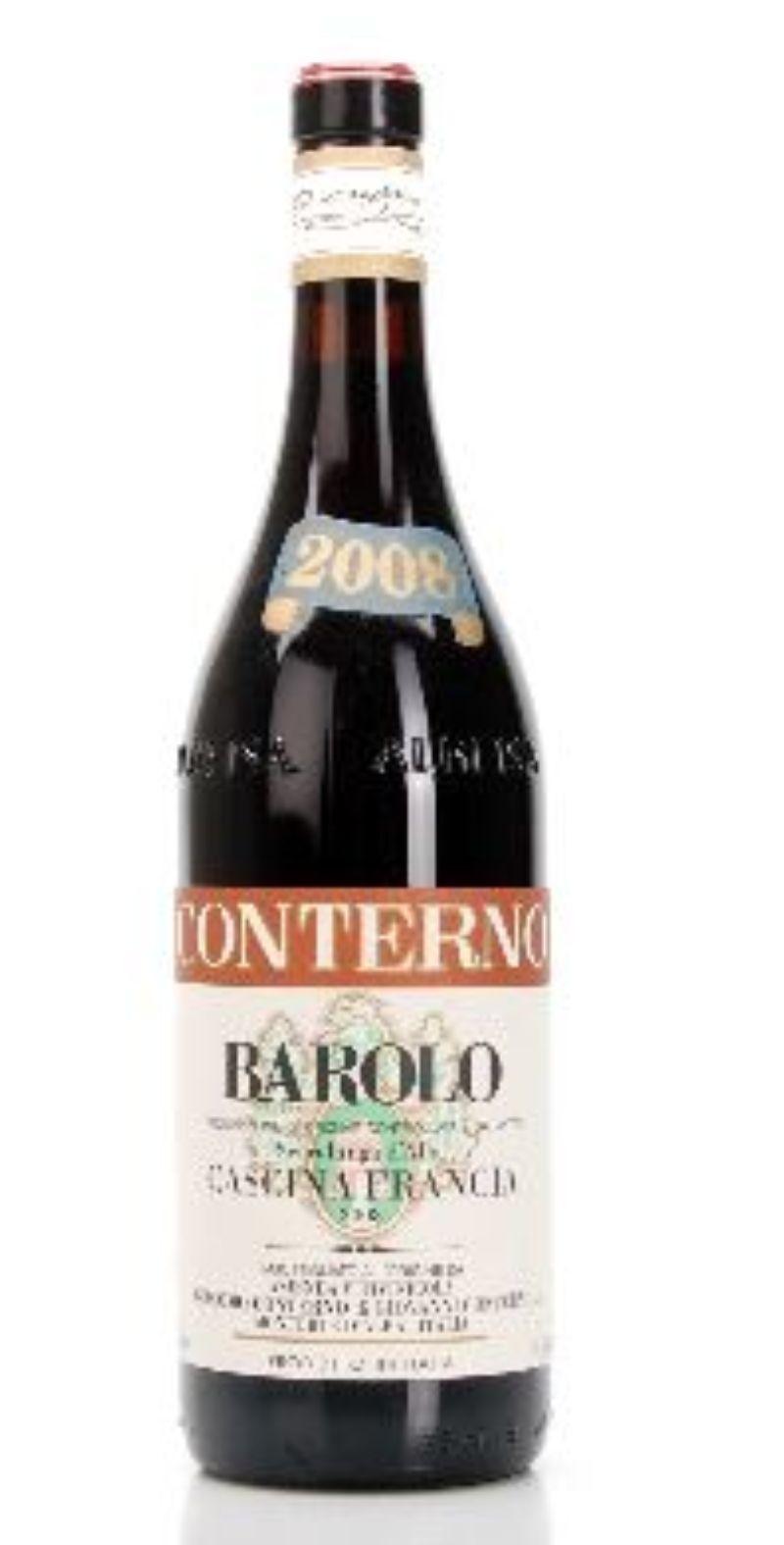 BAROLO-CASCINA-FRANCIA-GIACOMO-CONTERNO-2008-