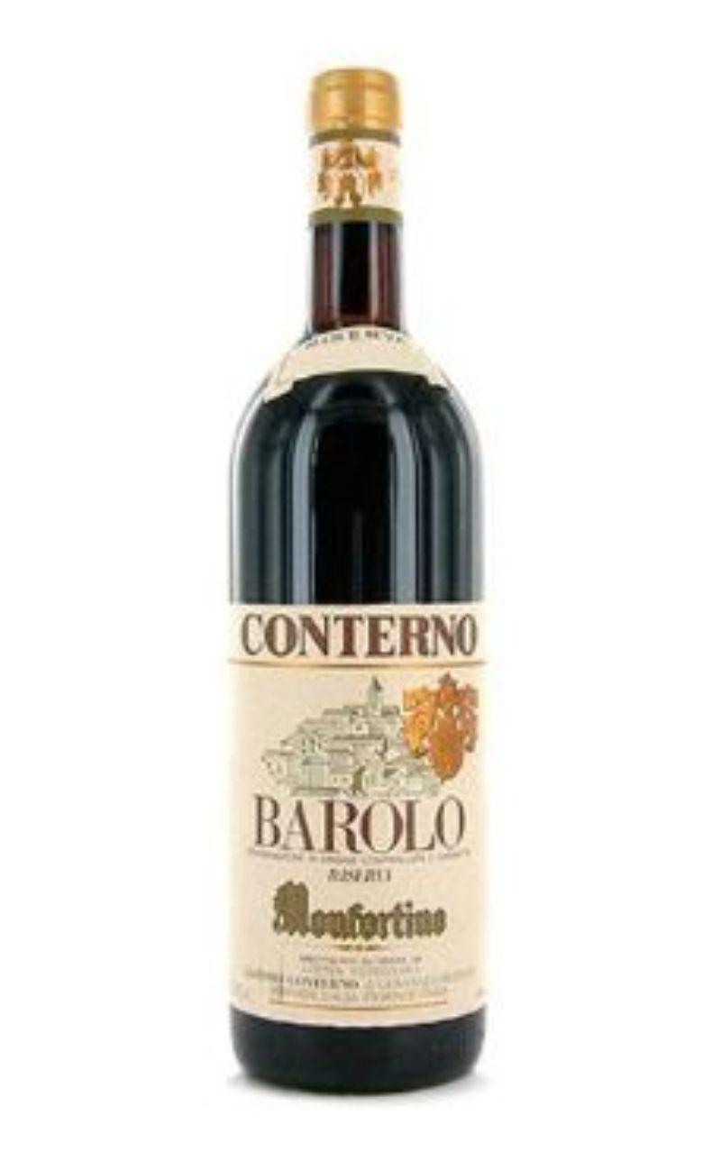 BAROLO-MONFORTINO-GIACOMO-CONTERNO-2006-