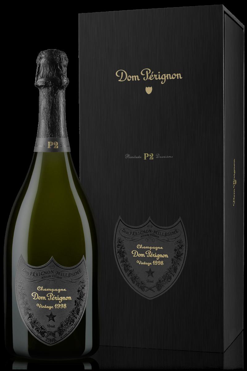 CHAMPAGNE-DOM-PERIGNON-P2-VINTAGE-1998
